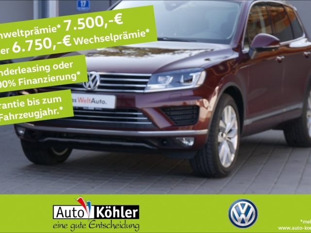 volkswagen touareg expedition importeren incl. Black Bedroom Furniture Sets. Home Design Ideas